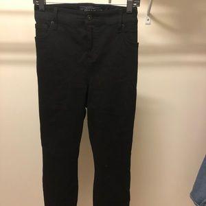 Torrid black high rise curvy skinny jean 18R